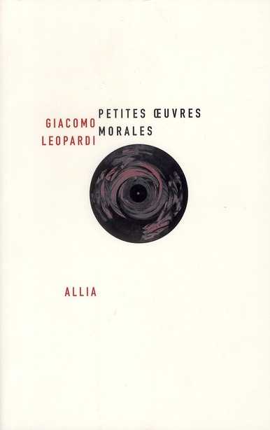 Petites oeuvres morales