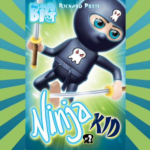 Ninja kid - Tome 2