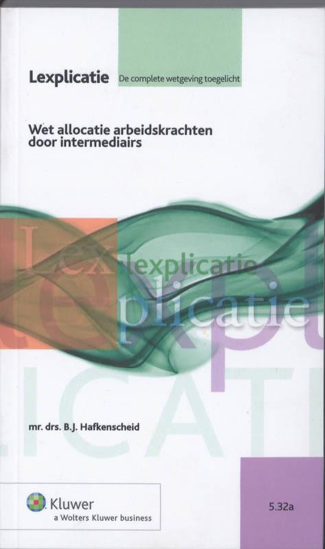 Wet allocatie arbeidskrachten door intermediairs