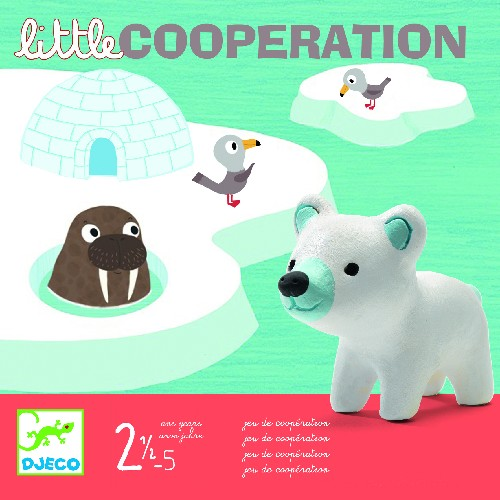 LITTLE COOPERATION 2 ANS 1/2 - 5 ANS