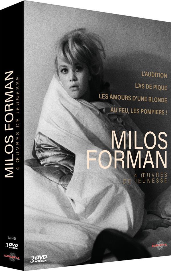 Milos Forman - 4 oeuvres de jeunesse
