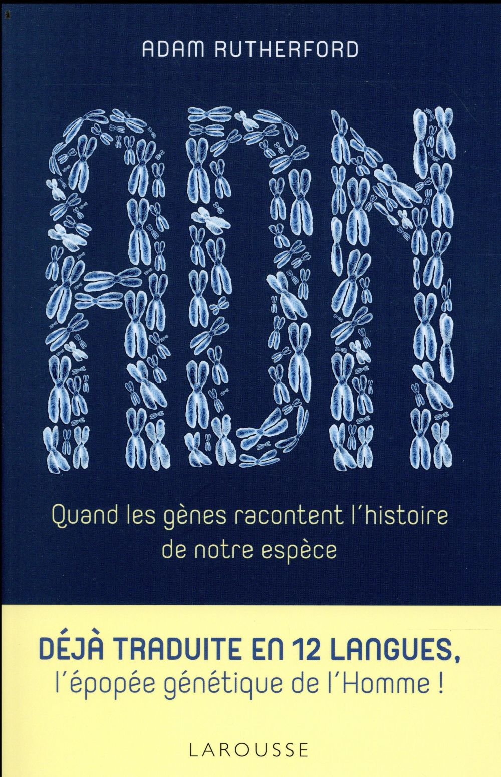 ADN, quand les gènes racontent l'histoire de notre espèce