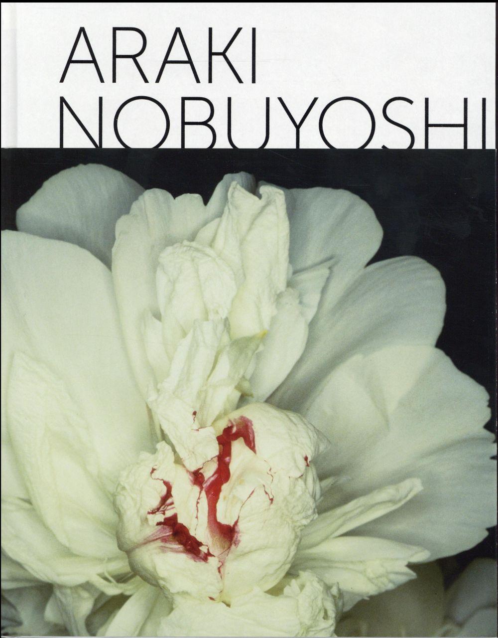 Araki Nobuyoshi ; rétrospective