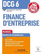 Vente EBooks : DCG 6 Finance d'entreprise - Manuel  - Jacqueline Delahaye - Florence Delahaye-Duprat - Nathalie Le Gallo