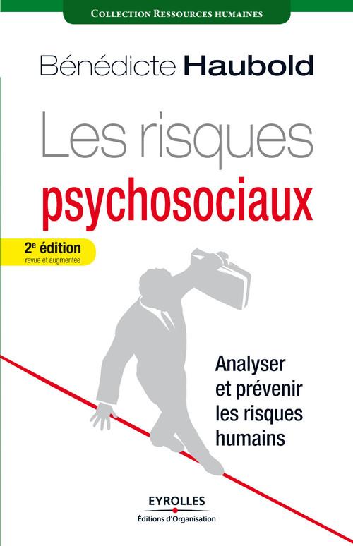Les risques psychosociaux ; analyser et prévenir les risques humains (2e édition)