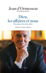 Vente EBooks : Dieu, les affaires et nous  - Jean d'Ormesson