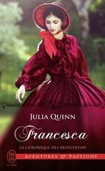 Vente Livre Numérique : La chronique des Bridgerton (Tome 6) - Francesca  - Julia Quinn