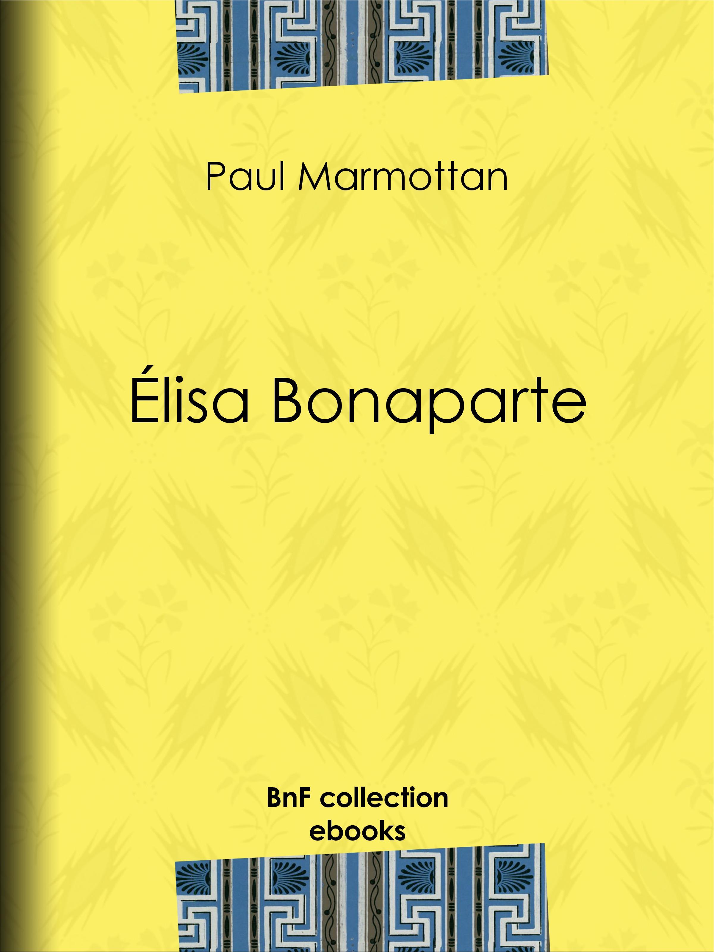 Élisa Bonaparte