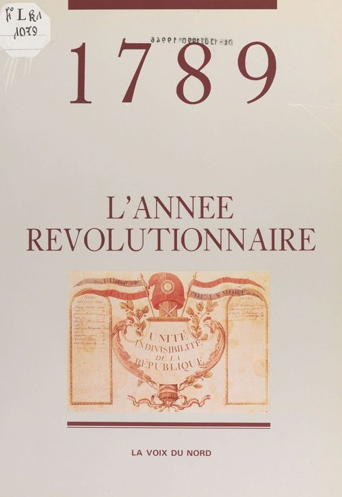1789, l'année révolutionnaire