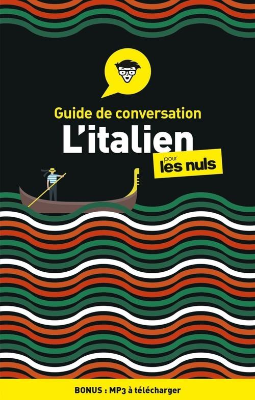 Guide de conversation italien pour les nuls (4e édition)