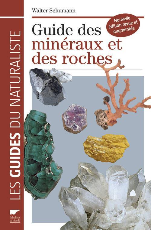 Guide Des Mineraux Et Des Roches