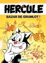 Vente Livre Numérique : Hercule - Tome 1 - Bazar de Grumlots  - Yannick