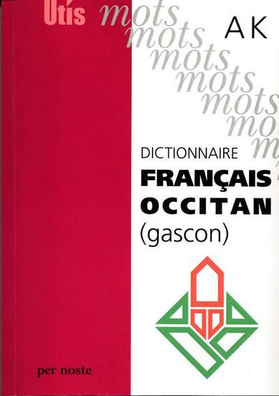 Dictionnaire francais-occitan (gascon) ak