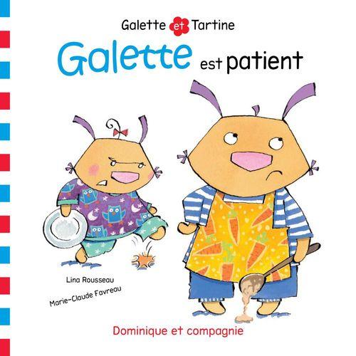 Vente EBooks : Galette est patient  - Lina Rousseau