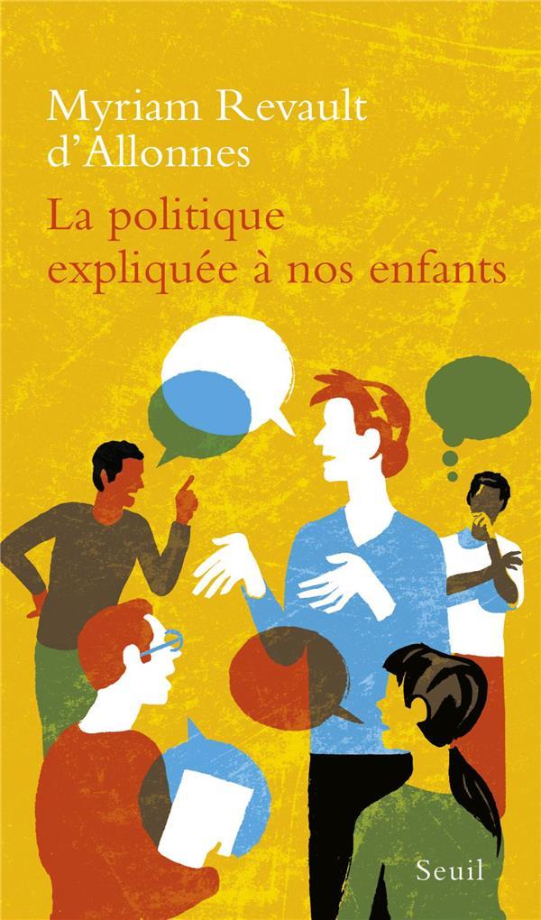 LA POLITIQUE EXPLIQUEE A NOS ENFANTS