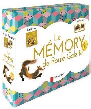 Roule Galette ; le mémory