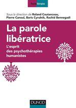 Vente Livre Numérique : La parole libératrice  - Rachid Bennegadi - Pierre CANOUI