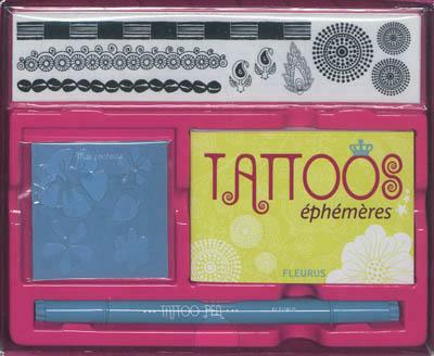 Tattoos Ephemeres ; Coffret