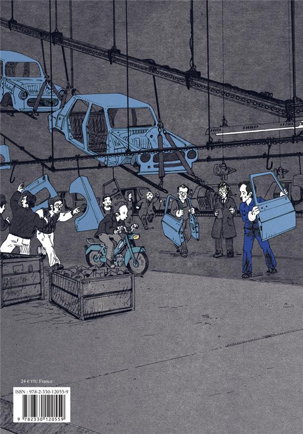 Demain, demain T.2 ; Genevilliers, cité de transit 1973