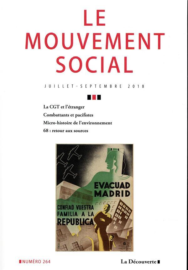Revue le mouvement social n.264