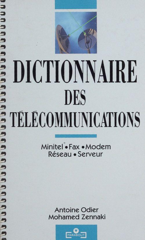 Dictionnaire des telecommunications