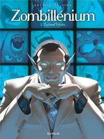 Couverture de Zombillenium - Tome 3 - Control Freaks