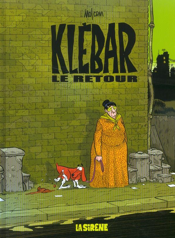 Klebar le retour