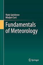 Fundamentals of Meteorology  - Mladjen Curic - Vlado Spiridonov