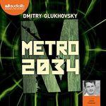 Vente AudioBook : Métro 2034  - DMITRY GLUKHOVSKY