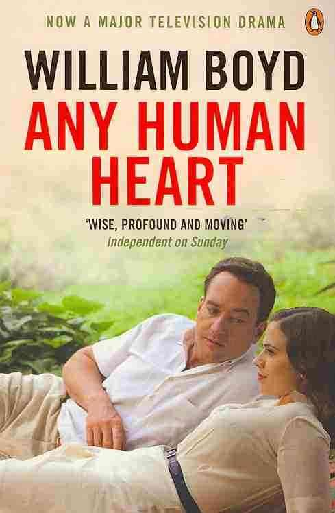 Any human heart - film tie in