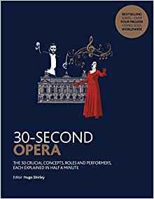 30 second opera (paperback)