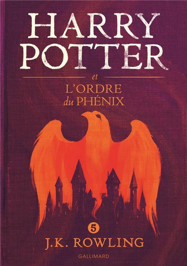 Harry Potter T.5 ; Harry Potter et l'ordre du phénix