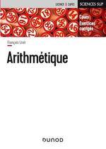 Vente Livre Numérique : Arithmétique  - François Liret