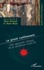 Vente Livre Numérique : Le grand confinement  - Alain BROSSAT - Alain Naze