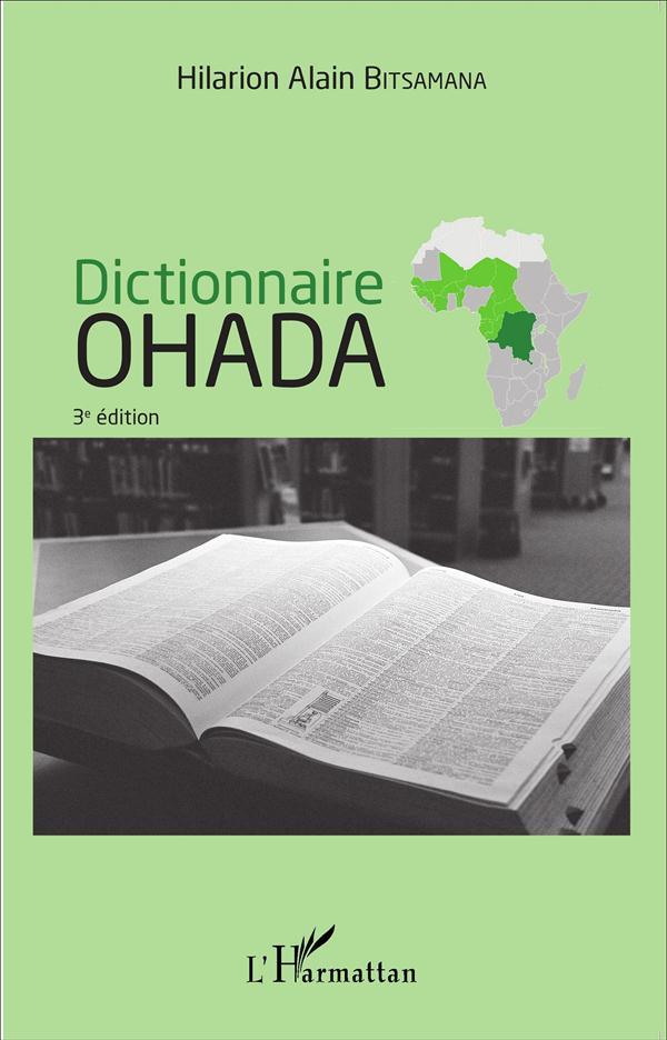 Dictionnaire ohada (3e édition)