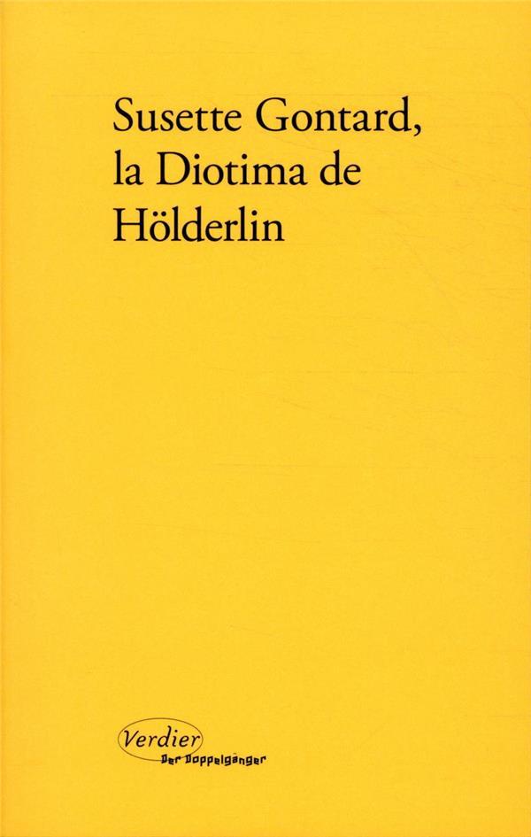 LA DIOTIMA DE HOLDERLIN