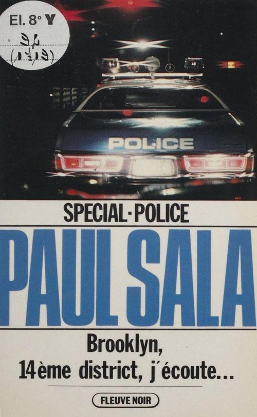 Spécial-police : Brooklyn, 14e district, j'écoute...