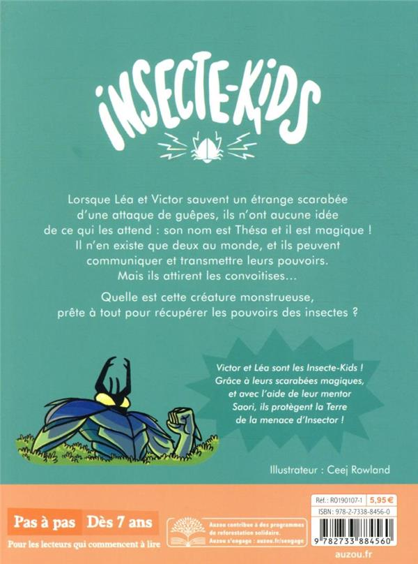Insecte-kids t.1