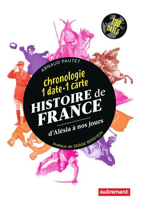 Histoire de France  - Arnaud Pautet