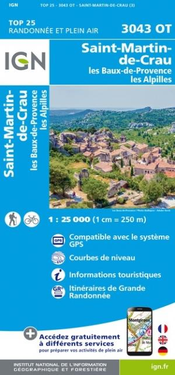 3043OT ; Saint-Martin-de-Crau