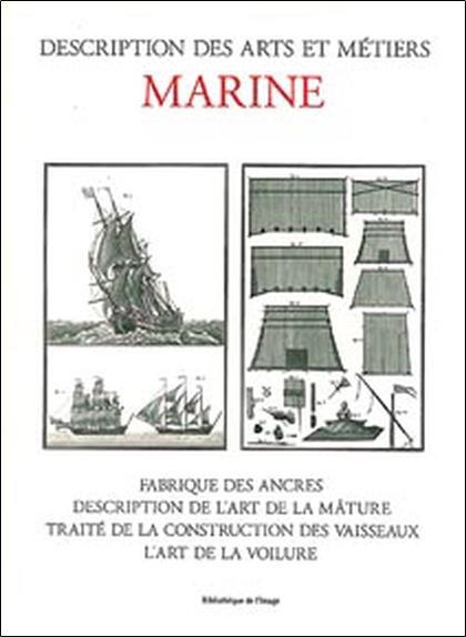 Marine - description des arts et metiers