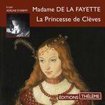 Vente AudioBook : La Princesse de Clèves  - Madame de LA FAYETTE