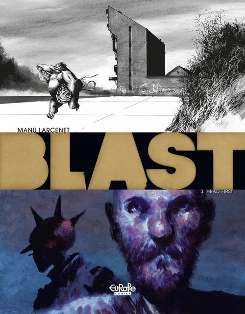 Blast - Tome 3 - Head First
