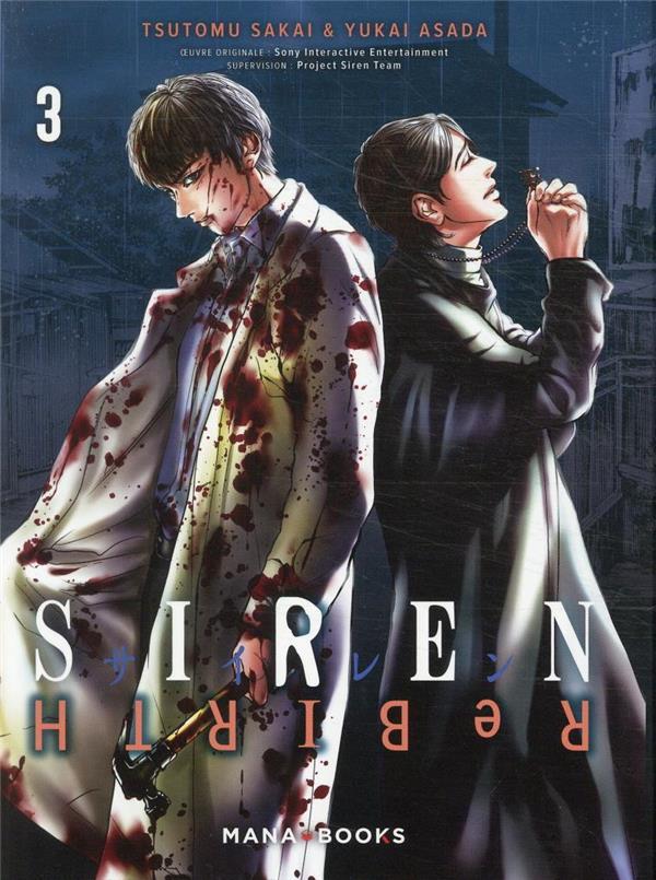 Siren rebirth t.3