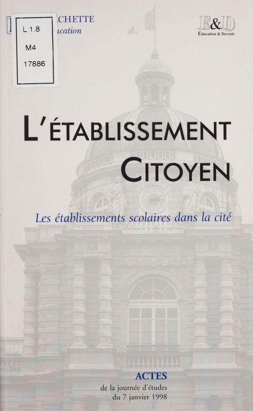 Etablissement citoyen