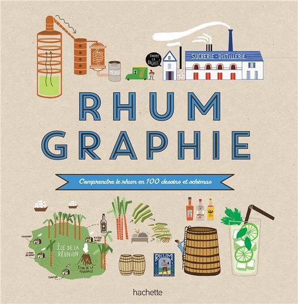 Rhumgraphie ; comprendre le rhum en 100 dessins et schémas