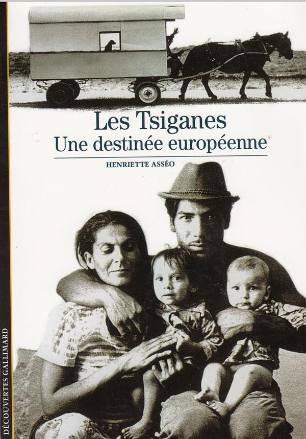 Les tsiganes - une destinee europeenne