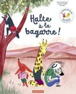 Vente EBooks : Halte à la bagarre !  - Virginie Aladjidi - Caroline Pellissier