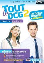 Vente Livre Numérique : Tout le DCG 2 - Droit des sociétés  - Alain Burlaud - Françoise Rouaix