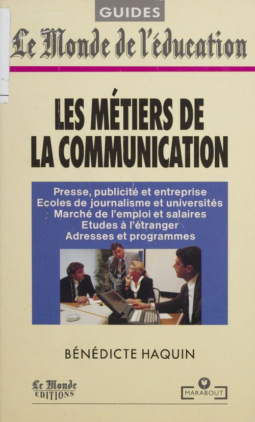 Metiers de la communicati